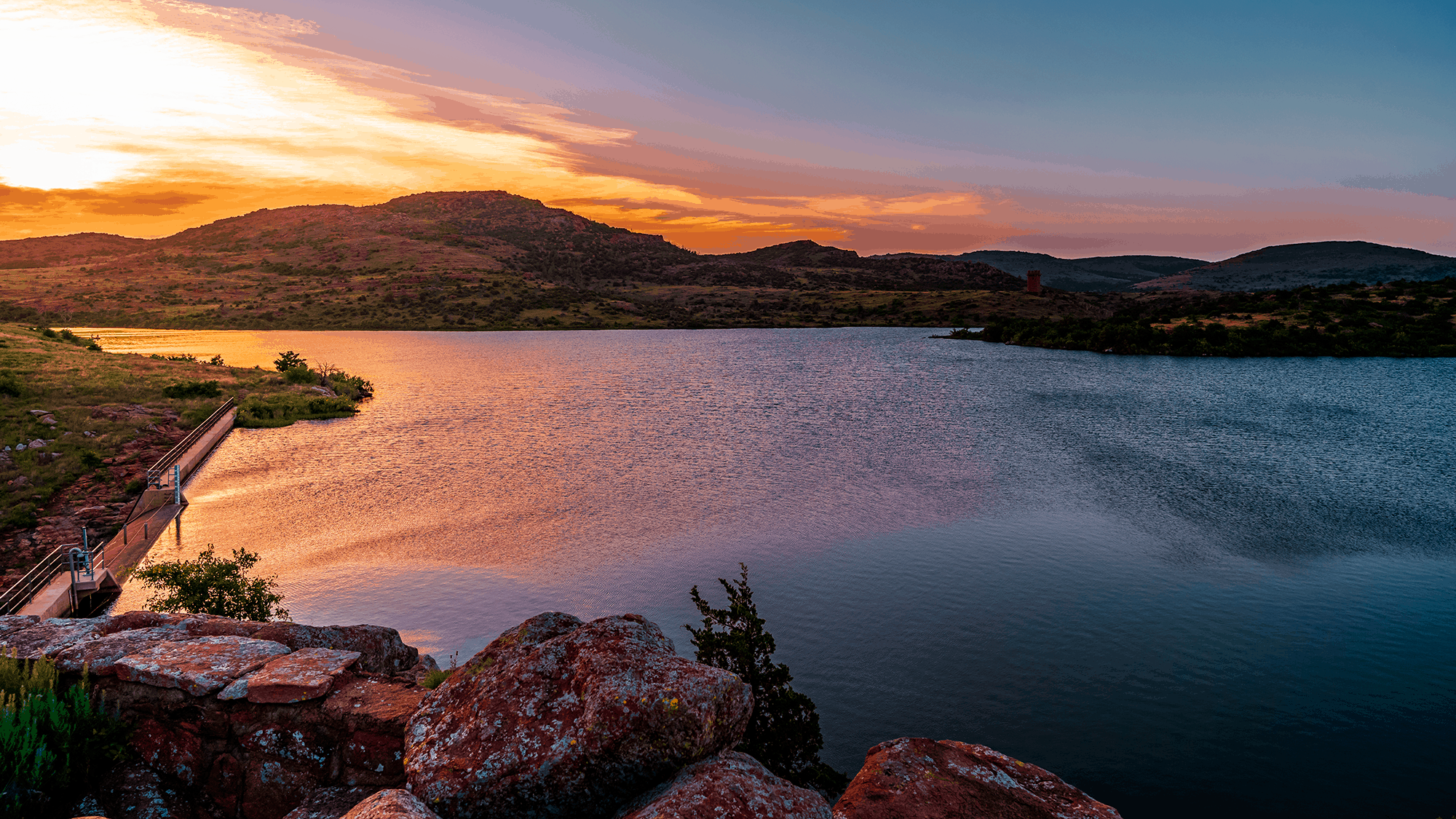 wichita mountains red river ketamine